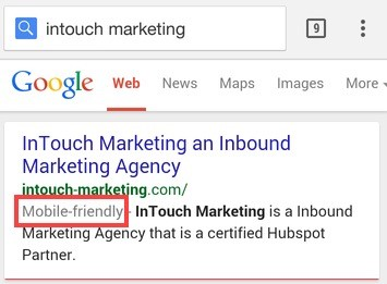 intouch marketing search