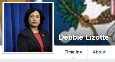Beware of Debbie Lizotte - Facebook Scam