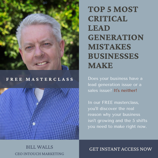 Top 5 Most Critical Lead Generation Mistakes -1