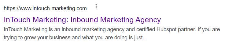 how google generates titles