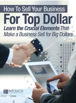 how to sell your business for top dollar